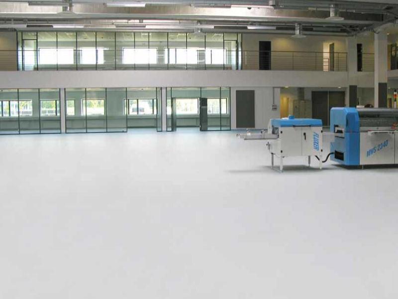 Bodenbeschichtung – Industrie – Ableitfähige und Antistatische Industriebodenbeschichtungen