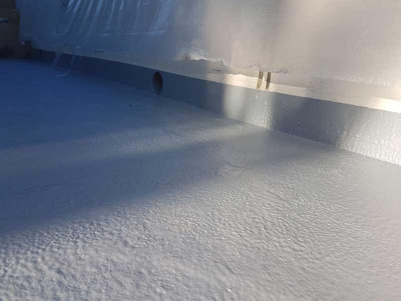 Dach – Terrassenabdichtung